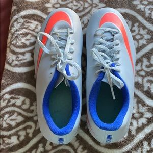 Women's Nike Mercurial Cleats